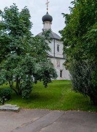 Церковь в селе Леонове, 1719-1722 гг. Колокольня, 1770-1776 г.