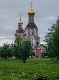 Церковь Троицы Живоначальной в селе Свиблово на реке Яузе, 1708 г.