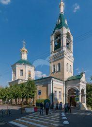 Церковь Ильи Пророка Обыденная, 1702 г. Трапезная, 1706 г., 1818 г., 1867 г. Колокольня, 1867 г.