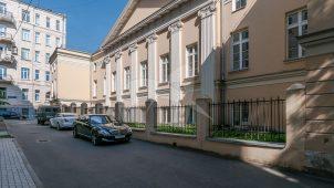 Жилой дом, конец XVIII — начало XIX вв., усадьба Савеловых