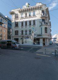 Доходный дом Г.Е. Бройдо, 1902 г., арх. Н.И. Жерихов