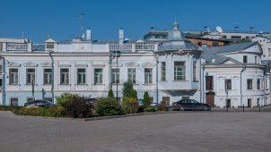 Главный дом, 1815 г., 1911 г., усадьба Бухвостовых