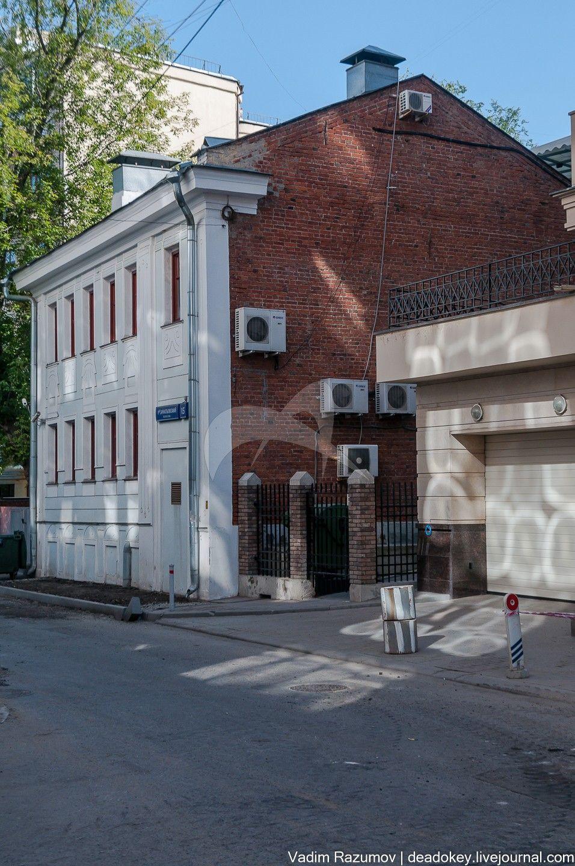 Жилой дом Воскресенских, 1890 г., начало XX в., арх. М.Р. Пиотрович