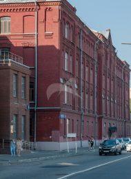 Техническое училище им. Ф.Я. Ермакова, 1905 г., арх. Н.Г. Фалеев, 1906 г., арх. Н.Е. Марков