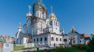 Ансамбль Зачатьевского монастыря, XVII в., XIX вв.