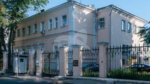 Дом, в котором после возвращения из ссылки жил и в 1887 г. умер декабрист Беляев Александр Петрович