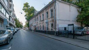 Главный дом, городская усадьба, XIX в.