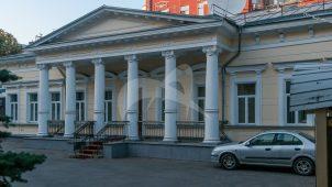Дом Кропоткина, конец XVIII — начало XIX вв. Здесь, в 1842 г. родился Кропоткин Петр Алексеевич