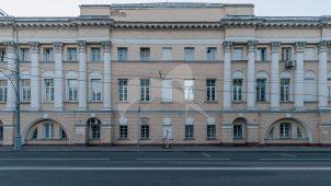 Комплекс Пречистенской пожарной части, XIX в.