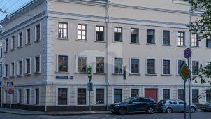 Главный дом усадьбы Шереметева Д.Н. В 1909-1923 гг. здесь жил один из организаторов советского здравоохранения В.А.Обух, в 1918 г. его посетил Ленин В.И. 1834, 1872 гг.