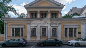 Дом, связанный с жизнью и деятельностью художника-пейзажиста и коллекционера И.С. Остроухова