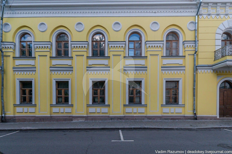 Жилой дом М.П. Арсеньевой, 1876 г., гражд. инж. А.А. Никифоров