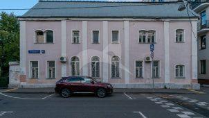 Жилой дом Д.А. Ровинского, 1860-е гг. Здесь в 1860-е гг. жил юрист, коллекционер Д.А. Ровинский