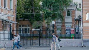 Главный дом, 1817 г., 1822 г., 1846 г., городская усадьба Власовых — М.Г. Дашкевича