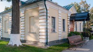 Прачечная, ансамбль Аносино-Борисоглебского монастыря