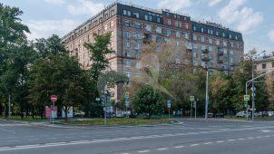 Дом, в котором жил и работал художник Борис Владимирович Иогансон