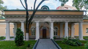 Гауптвахта, XIX в., комплекс Хамовнических казарм