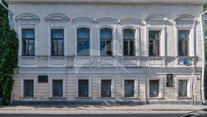 Главный дом, 1820-е гг., 1870-е гг., 1904 г., городская усадьба Д.Ф. Дельсаля