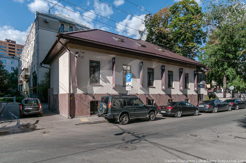 Дом архитектора А.Ф. Мейснера, в котором он жил и работал в 1910-1935 гг., 1910 г., арх. А.Ф. Мейснер
