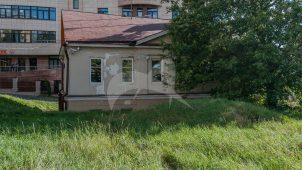 Дом, в котором с 1867 г. по возвращении из ссылки жил и в 1871 г. умер Бестужев Михаил Александрович