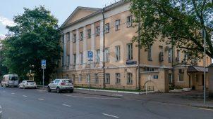 Городская усадьба Юшковых — фабрика Милюкова, конец XVIII — начало XIX вв.
