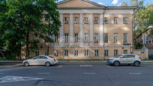 Южный корпус, городская усадьба Юшковых — фабрика Милюкова, конец XVIII — начало XIX вв.