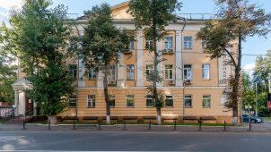 Северный корпус, городская усадьба Юшковых — фабрика Милюкова, конец XVIII — начало XIX вв.
