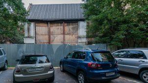 Дом-мастерская, в которой в 1934-1967 годах жил и работал художник П.Д. Корин