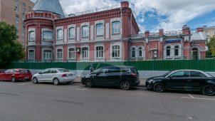 Здание онкологического корпуса клиники Московского университета, начало XX в., арх. Р.И. Клейн