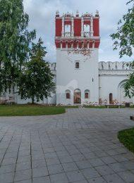 Башня Царицынская, ансамбль Новодевичьего монастыря