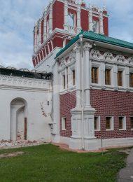Башня Лопухинская, ансамбль Новодевичьего монастыря