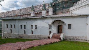 Палаты у Нагрудной башни, ансамбль Новодевичьего монастыря