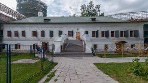 Палаты у Сетуньском башни, ансамбль Новодевичьего монастыря