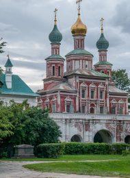 Ансамбль Новодевичьего монастыря, 1524 г.
