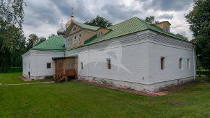Казначейские палаты, XVII-XVIII вв., ансамбль Новодевичьего монастыря