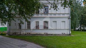 Филатьевское училище, 1871-1878 гг., ансамбль Новодевичьего монастыря
