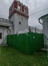 Башня Шальная, ансамбль Новодевичьего монастыря