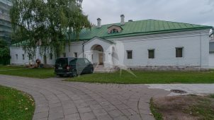 Больничные палаты, конец XVII в., ансамбль Новодевичьего монастыря