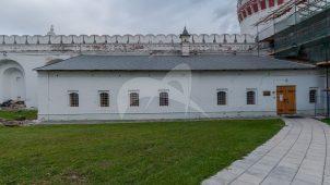 Палаты у Чеботарный башни, ансамбль Новодевичьего монастыря