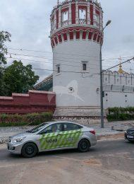 Башня Чеботарная, ансамбль Новодевичьего монастыря