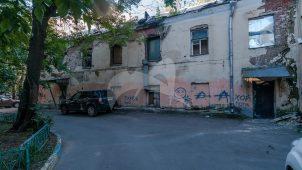 Главный дом, усадьба С.И. Пашкова