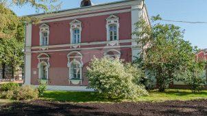 Братский корпус, 1779 г., 1882 г., ансамбль Донского монастыря
