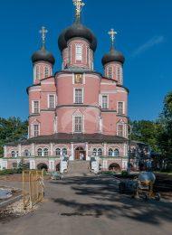 «Новый» собор, 1684-1689 гг., 1748 г., ансамбль Донского монастыря