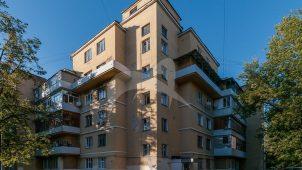 Жилой дом, 1928 г., В.И. Бибиков, жилой массив (планировка квартала), 1927-1930 гг.