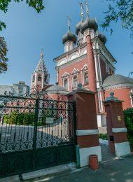 Ансамбль церкви Ризоположения, начало XVIII в., XIX в.