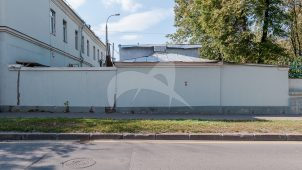 Котельная, благотворительные учреждения им. Медведниковых, арх. С.У. Соловьёв