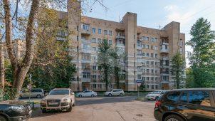 Жилой дом, 1928 г., арх. В.И. Бибиков, жилой массив (планировка квартала), 1927-1930 гг.