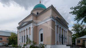 Церковь Воскресения Славущего в Даниловской слободе, 1832-1837 гг., арх. Ф.М. Шестаков