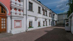 Братский корпус, ансамбль Даниловского монастыря