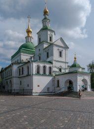Ансамбль Даниловского монастыря, XVIII в.